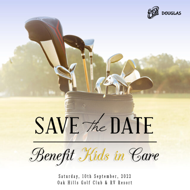 Save The Date Annual Golf Tournament