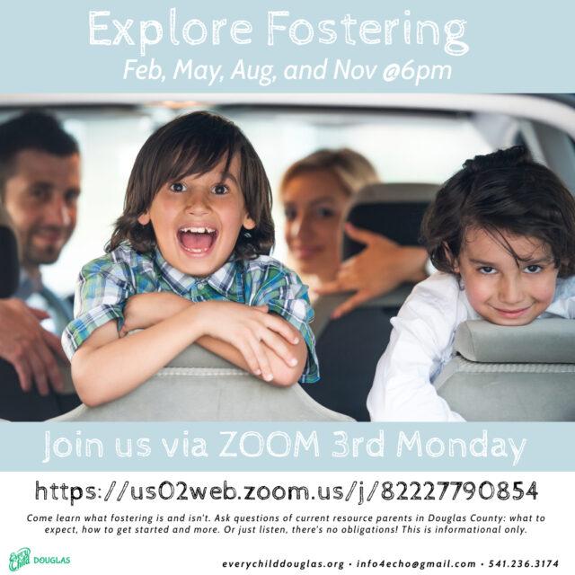 Explore Fostering